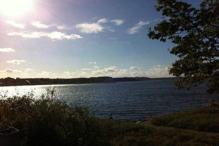 Romantisk weekendophold ved Mariager Fjord?