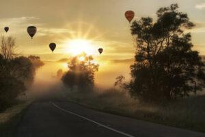 Ballonflyvning for 2 – Den uforglemmelige oplevelse med kæresten