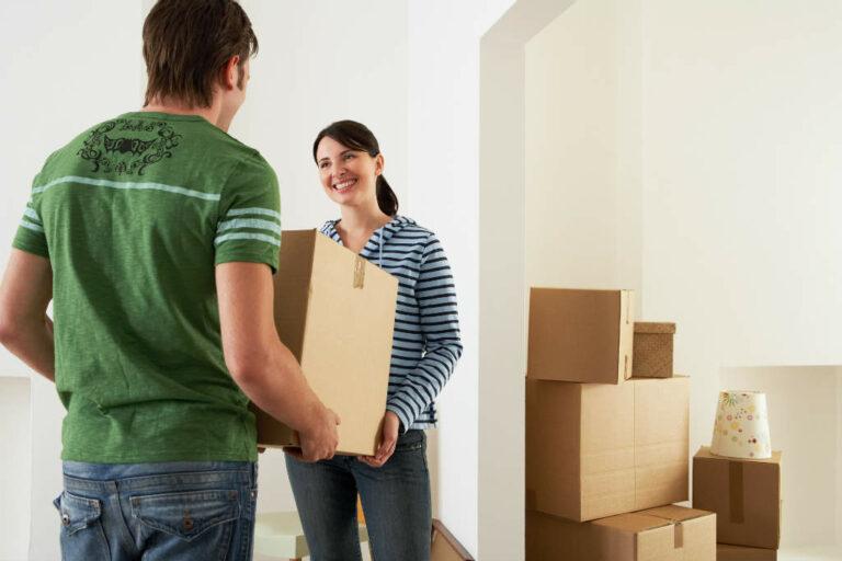 Når I skal flytte sammen?