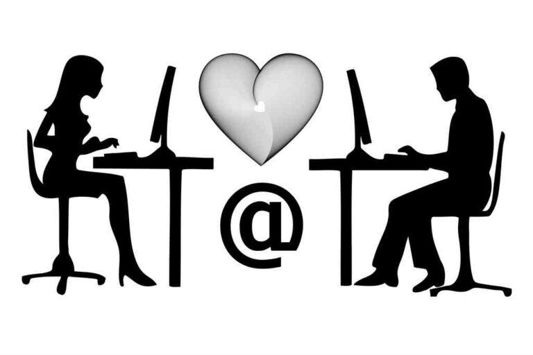4 grunde til at give dating på nettet en chance til at finde kærligheden