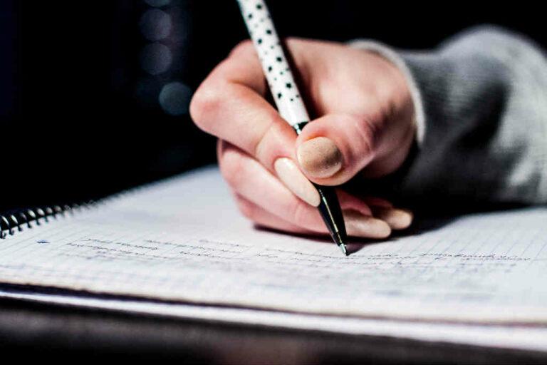 Skriv et kærlighedsbrev til kæresten? Brug dette udkast som inspiration