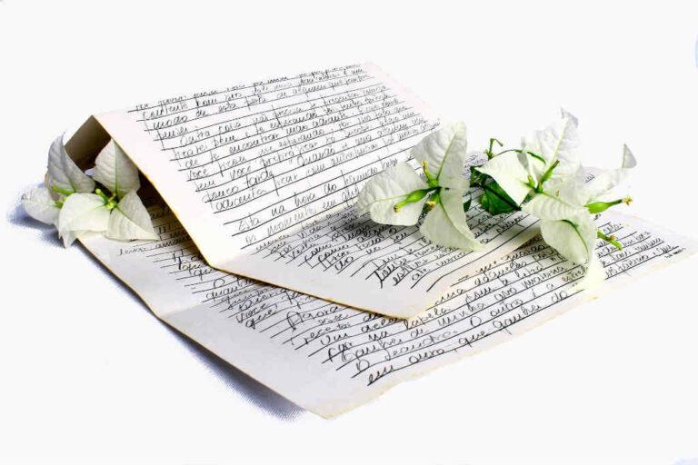 Romantisk brev til kæresten? Brug denne skabelon som inspiration
